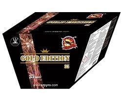 gold edition 35 ohnostroj