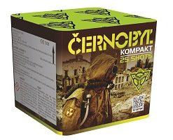 cernobyl ohnostroj