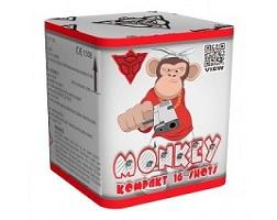 monkey 16 ran