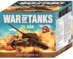 WAR OF TANKS 35R