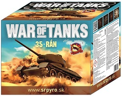 WAR OF TANKS 35R