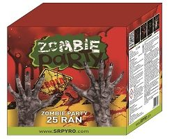 ZOMBIE PARTY 25R